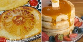 3 recipes to try for the most perfect pancakes ever!