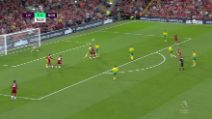 Premier League, Liverpool-Norwich 4-1: gol e highlights