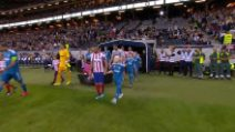 ICC, Juventus-Atletico Madrid 1-2: gol e highlights