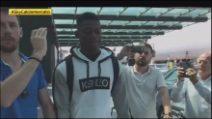 Calciomercato Milan, Leao è arrivato a Milano, domani le visite coi rossoneri