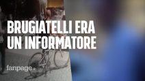 """Omicidio carabiniere, ex ufficiale della Stazione Farnese: """"Brugiatelli era un informatore"""""""