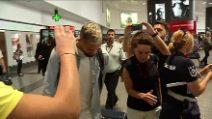 Calciomercato Milan, Duarte è sbarcato a Malpensa