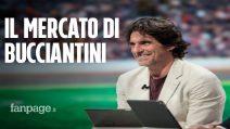 """Bucciantini: """"Mi piace l'idea della Juventus di Maurizio Sarri"""""""