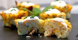 Muffin di patate: dei tortini soffici e saporiti pronti in pochi passi!