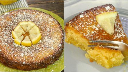 Bolo caprese de limão: receita cremosa e fresca passo a passo!
