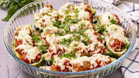 Barchette di zucchine: una ricetta facile e originale pronta in pochi minuti!