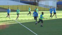 Boca Juniors, primo allenamento per De Rossi: le immagini