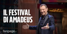 """Intervista ad Amadeus: """"Il mio Festival di Sanremo 2020? Punterò su canzoni che rimangano nel tempo"""""""