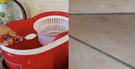 Come pulire i pavimenti: un trucchetto per averli splendenti