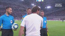 Marsiglia-Napoli 0-1, highlights dell'amichevole: Mertens gol, Payet schiaffeggia Insigne