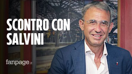 """Ministro dell'Ambiente Costa: """"Figlio di Salvini su moto della polizia è reato e va sanzionato"""""""