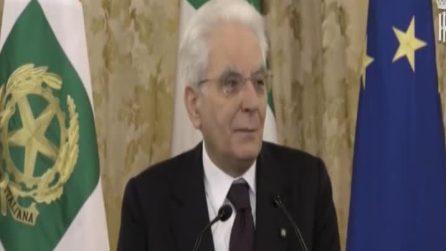 Decreto Sicurezza bis, Mattarella firma il provvedimento ma rileva perplessità