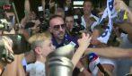 Calciomercato Fiorentina, Ribery è arrivato a Firenze: le prime immagini
