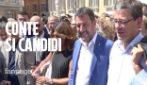 """Salvini non fa autocritica e sfida Conte: """"Si candidi alle elezioni, non ho paura"""""""