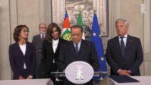 """Le proposte di Berlusconi: """"Governo di centrodestra o voto subito"""""""