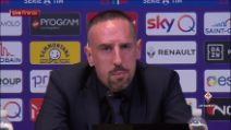 """Fiorentina, Franck Ribery: """"Spero di giocare sino a 40 anni"""""""