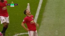 Premier League, Manchester United-Chelsea 4-0: gol e highlights