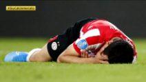 Calciomercato: Infortunio per Lozano, obiettivo di mercato del Napoli