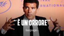 """Open Arms, Antonio Banderas si schiera a favore della Ong come Richard Gere: """"È un orrore"""""""