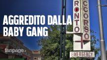 Napoli, baby gang aggredisce venditore bengalese: è grave