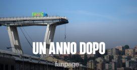 Ponte Morandi, un anno fa il crollo che ha aperto una ferita indelebile nel cuore degli italiani