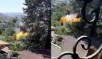 Palermo, esplodono 7 bombole del gas: attimi di paura
