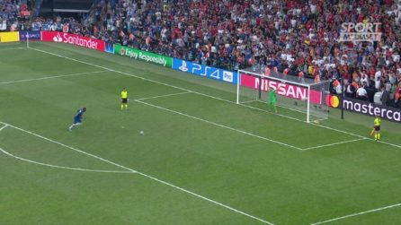 Supercoppa europea al Liverpool: gol e highlights