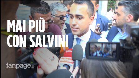 """Luigi Di Maio: """"Vorrei che il PD si chiarisse le idee sul taglio dei Parlamentari"""""""