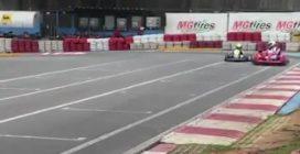 Brasile, Felipe Massa gareggia contro il figlio di 9 anni: il duello in famiglia