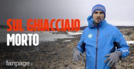 """Al funerale del ghiacciaio morto, presenti 3 giovani italiani: """"Siamo gli unici colpevoli"""""""