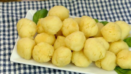 Easy potato balls: with just 5 ingredients!