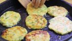 Veggie savory pancakes: everyone will adore this recipe