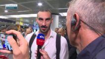 """Calciomercato, Zappacosta: """"Roma è casa mia, felice di essere qui"""""""
