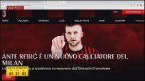 Calciomercato Milan, ufficiale lo scambio Rebic-Silva con l'Eintracht