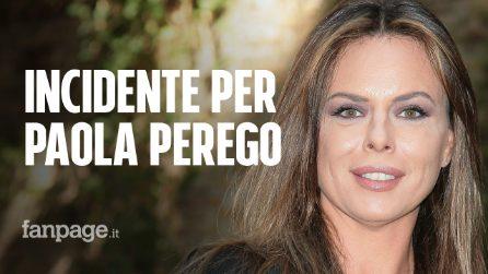 Incidente in cucina per Paola Perego: la conduttrice finisce al pronto soccorso