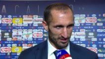 """Giorgio Chiellini: """"L'assenza di Sarri si sente in settimana"""""""