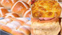 4 dolci soffici per una colazione buona ed energica!