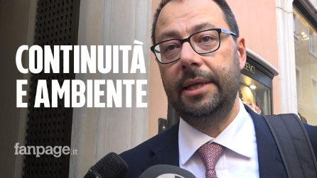 """Patuanelli è l'erede di Di Maio al MISE: """"Ha fatto un ottimo lavoro, ho la strada spianata"""""""