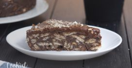 No bake chocolate biscuits cake: simply amazing and easy to make!