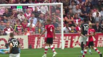 Premier, Southampton-Manchester United 1-1: gol e highlights