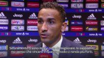 """Juventus, Danilo: """"Il primo gol? Non ho avuto tempo di realizzare"""""""