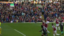 Premier League, Burnley-Liverpool 0-3: gol e highlights