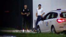 Calciomercato Milan, l'arrivo di Ante Rebic a Malpensa