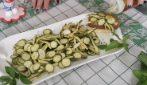 Zucchine alla Julienne: il contorno semplice e buonissimo