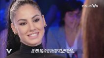 """Verissimo, Giulia De Lellis racconta: """"Sono stata tradita da Andrea Damante"""""""