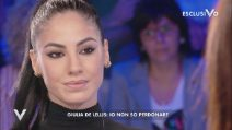 """Verissimo, Giulia De Lellis risponde ad Andrea Damante: """"Non ho sporcato io la nostra storia"""""""
