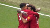 Calcio, in Premier League Liverpool-Newcastle 3-1: gol e highlights