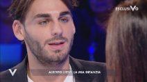Alberto Urso racconta la sua infanzia e l'arrivo in tv ad Amici