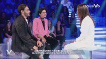 Alberto Urso riceve la sorpresa di Giordana Angi, sua collega ad Amici Celebrities