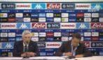 """Napoli, Carlo Ancelotti: """"Tutti dovranno abituarsi a stare fuori"""""""
